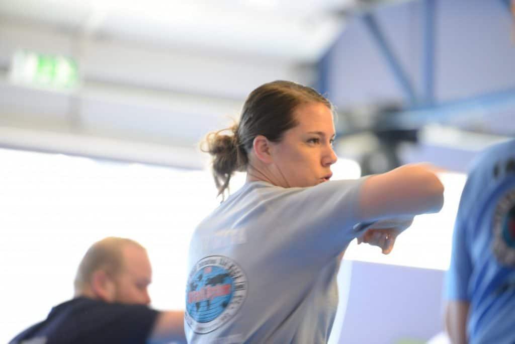 zelfverdediging voor vrouwen