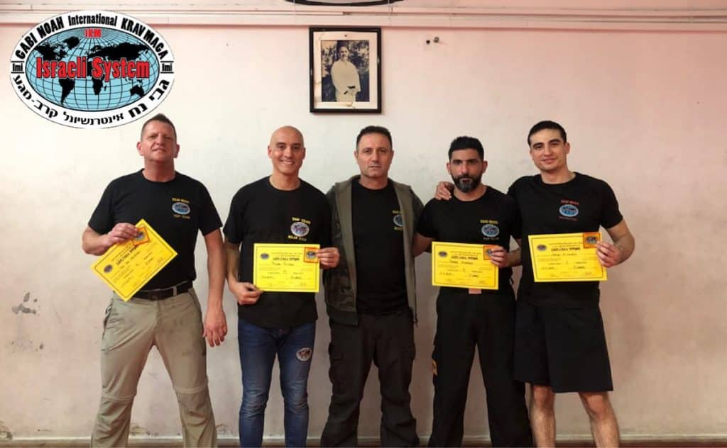 krav maga brabant expert level 4