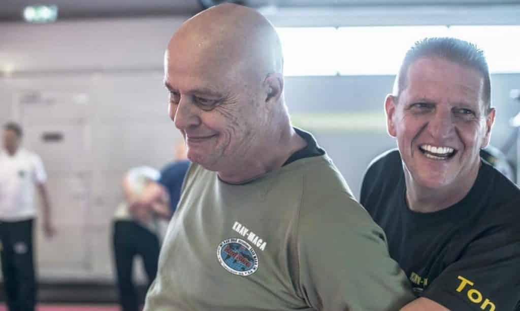 krav maga training aruba