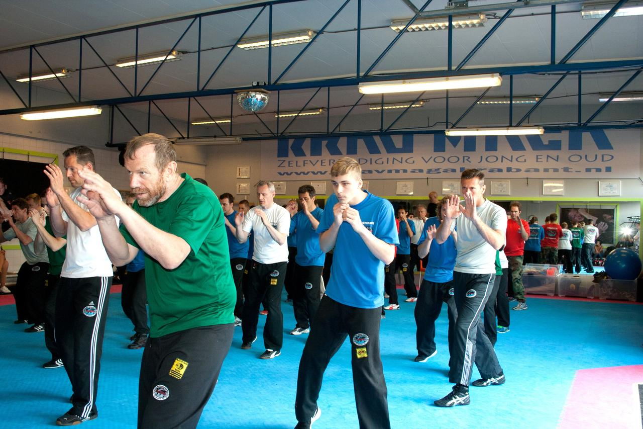 krav maga vught
