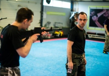 military training krav maga